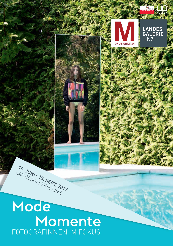 Mode Momente. Fotografinnen im Fokus